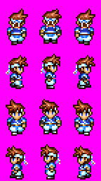 Alex from RPGMaker 2000.